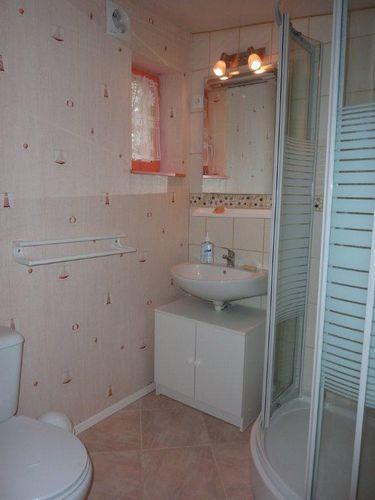 La maison for Fumer dans la salle de bain